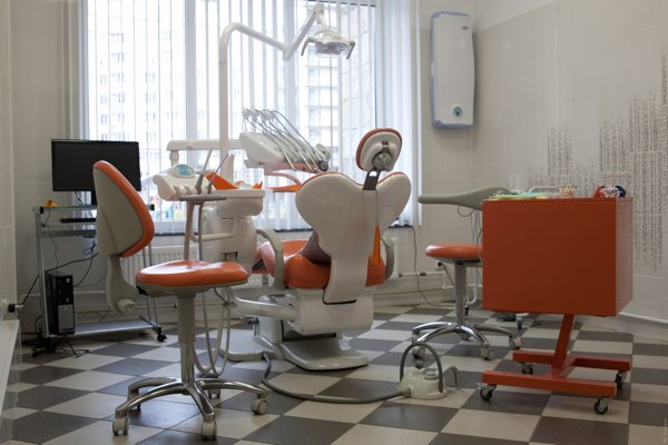 кабинет клинике NORD DENTAL - 600x900