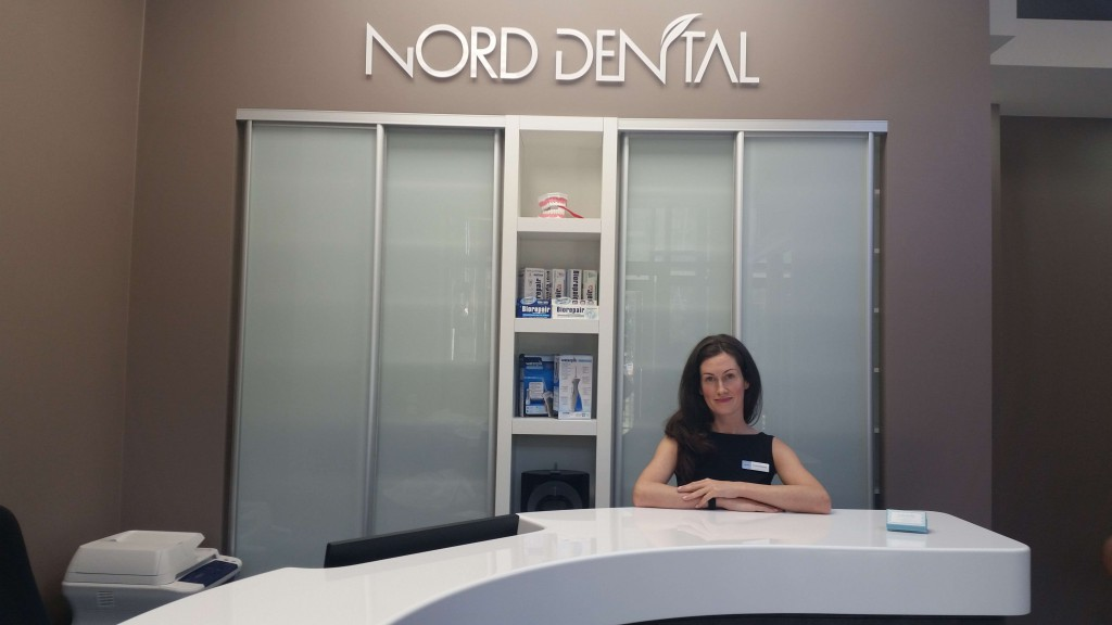 NORD DENTAL на Бутлерова 11 - 14